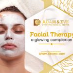 facial therapy in Abudhabi